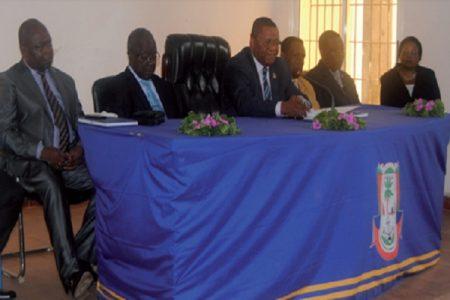 Malestar e insatisfacción en la UNGE  por los discursos de Lucas Nguema
