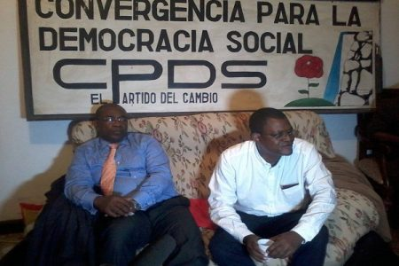 INTENSA ACTIVIDAD POLÍTICA DE CONVERGENCIA PARA LA DEMOCRACIA SOCIAL (CPDS)