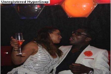La Primera Dama de Nguema Obiang celosa de Porsha Williams