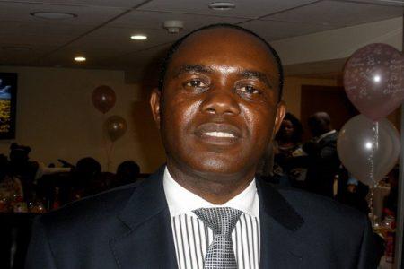 """Salomon Abeso """"Candidatura independiente es diferente a la de Gabriel Nse"""""""