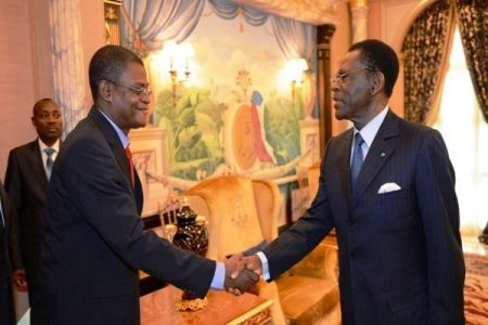 ANDRÉS ESONO ONDO, NSORK  Y EL RÉGIMEN DE GUINEA ECUATORIAL
