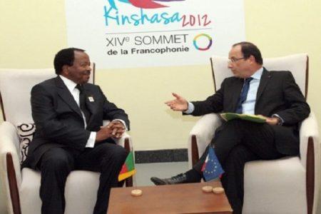 El Presidente Paul Biya ha cancelado su viaje oficialha  Guinea Ecuatorial