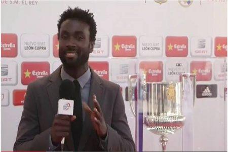 ASONGATV ha estado en Valencia para cubrir la final de la copa del Rey de España
