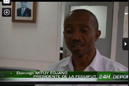 Domingo Mituy dejara de ser Presidente de la Feguifut este verano