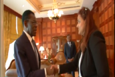 Obiang se compromete indultar al empresario italiano Roberto Berardi