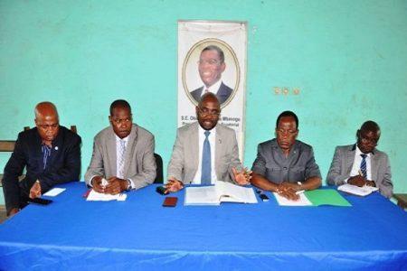 Crisis en el Ministerio de Información dirigido por Teobaldo Nchaso Matomba