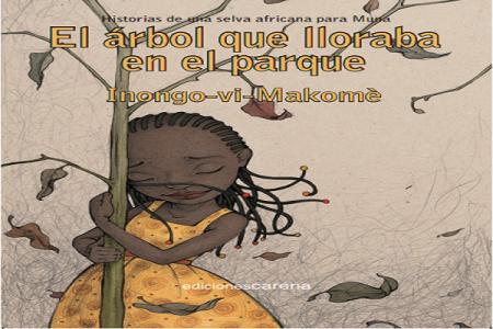 Inongo Vi Makomé firmara en la Rambla (Barcelona) su nueva obra