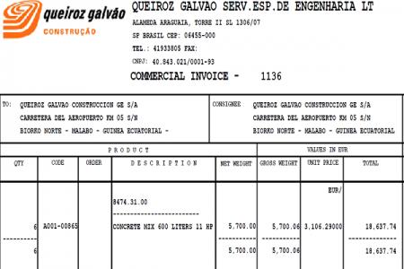 HUELGA DE LOS TRABAJADORES QUEIROZ CALVAO EN OYALA POR LA MALA ALIMENTACIÓN