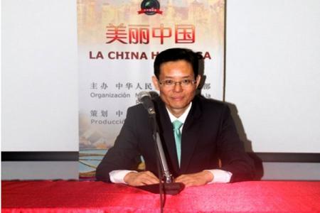 El Embajador de China en Guinea Ecuatorial amenazó a los reporteros de Asonga