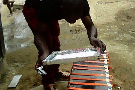 ASÍ FABRICARON LAS ACREDITACIONES PARA LA CUMBRE DE LA UNIÓN AFRICANA