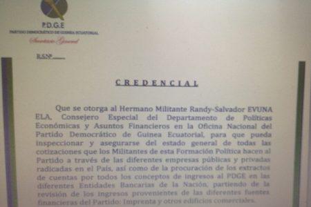 EL PDGE HA ENVIADO ESTE DOCUMENTO A TODAS LAS EMPRESAS PÚBLICAS Y PRIVADAS