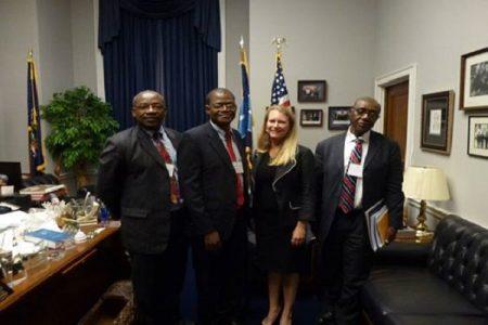Fin de la primera semana de la delegación de CPDS en Estados Unidos