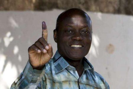 El Presidente de Guinea-Bissau José Mario Vaz viajará a Guinea Ecuatorial el 27 de junio