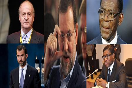 Mariano Rajoy Brey entra en el juego que las dictaduras africanas