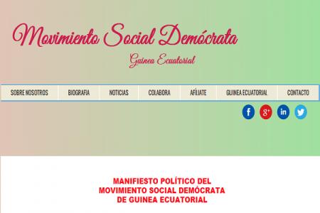 Nace un nuevo Movimiento Social Demócrata y presentá su página web en construcción