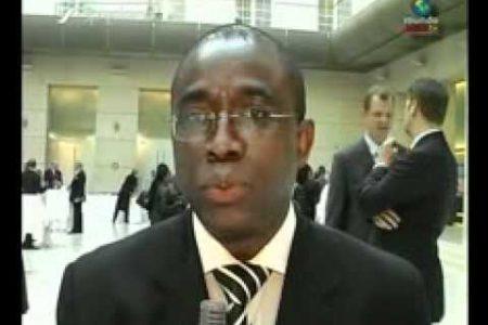 Última hora: Ha fallecido el embajador de Guinea Ecuatorial en ALEMANIA