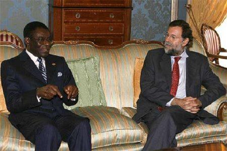 Rajoy planea viajar a Guinea Ecuatorial para la cumbre africana