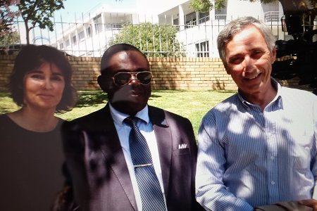 FIN DE LA VISITA DEL Dr. PONCIANO MBOMIO NVÓ A AMNISTÍA DE PORTUGAL