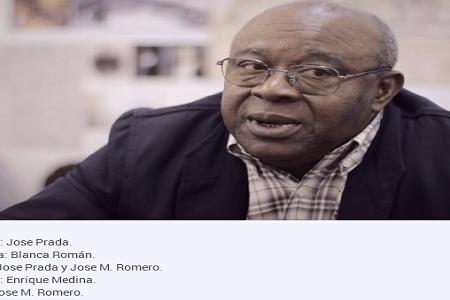 """Donato Ndongo """"Si es posible me gustaría estar este verano en Guinea Ecuatorial"""""""