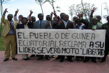 """Armengol Vicepresidente del autodenominado """"Gobierno de Guinea Ecuatorial en el Exilio"""""""