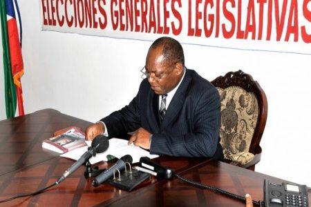 Las Coaliciones del Partido Democrático de Guinea Ecuatorial