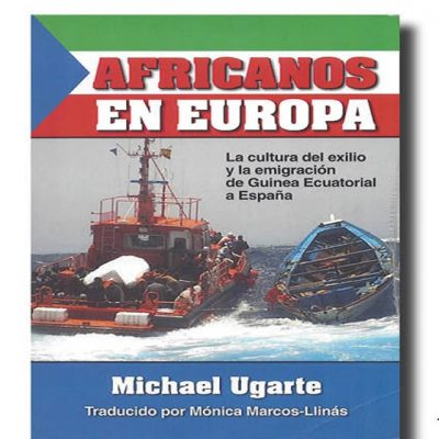 """Michael Ugarte presentará en Madrid su nueva obra titulada """"Africanos en Europa"""""""