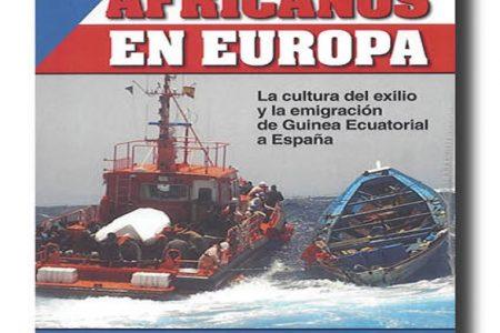 Michael Ugarte presentará en Madrid su nueva obra titulada «Africanos en Europa»