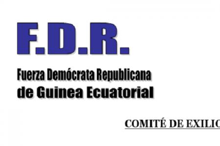 FDR: CARTA ABIERTA DE FDR AL PRESIDENTE OBIANG NGUEMA