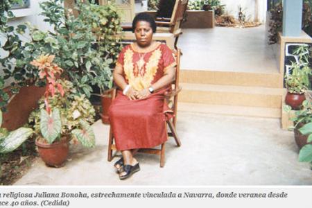 El nuevo test del ébola a la monja Juliana Bonoha vuelve a dar negativo