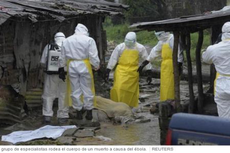 Camerún cierra sus fronteras con Nigeria para evitar la llegada del ébola