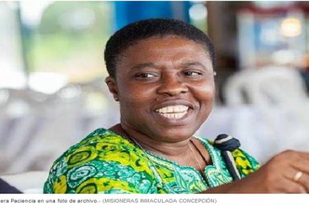 Liberia país subdesarrollado salva la vida de la Guineoecuatoriana Paciencia Melgar