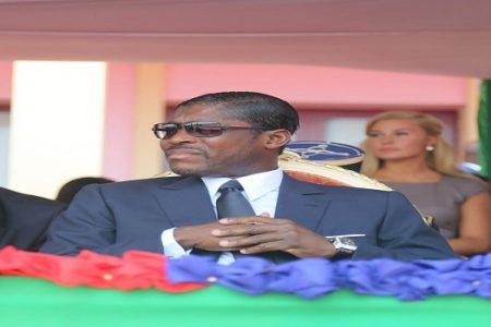 Teodoro Nguema Obiang Mangue intenta llegar a un acuerdo con la justicia americana