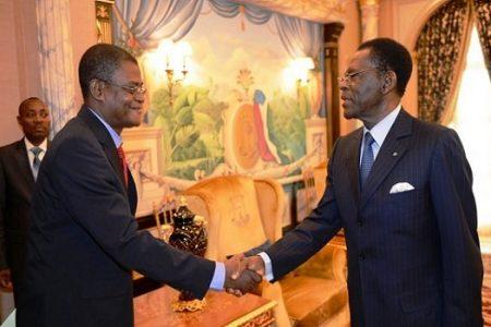 Andres Esono  Ondo y Alfonso Nsue Mokuy coinciden en la necesidad de que Obiang