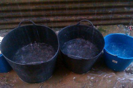 Así es como más de la mitad de la población guineana entienden por agua para todos