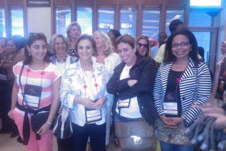 Yolanda Rabat Rey asiste a la Conferencia de Mujeres Empresarias en Taiwán