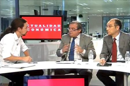 Vídeo: Pablo Iglesias explica el programa económico de PODEMOS