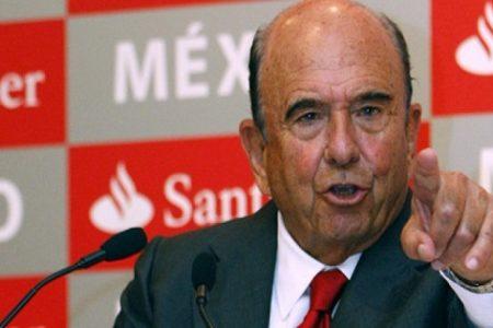 Muere el banquero español Emilio Botín