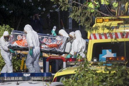 Pánico en Madrid ante la presencia del Virus Ébola