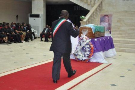 Última Hora: Constantino Ekong Nsue Alcalde de Bata desde Marruecos