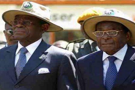 Mugabe canjea su deuda de más de 220 millones de dolares por 1000 becas