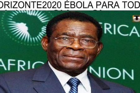 Marruecos rechaza la Copa de África por temor del Ébola y Obiang acepta albergar la CAN