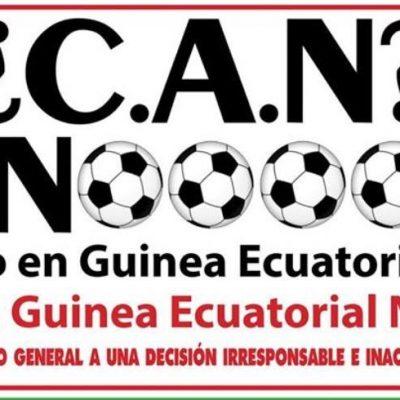 COMUNICADO SOBRE LA CELEBRACIÓN DE LA CAN 2015 EN GUINEA ECUATORIAL