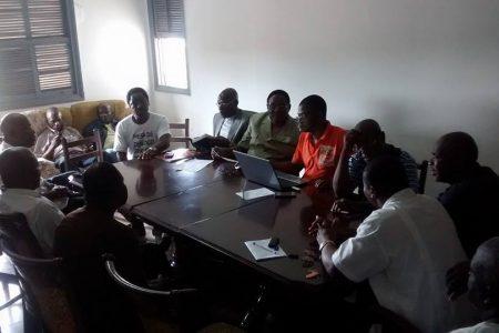 Los Partidos Politicos y actores sociales condicionan su participación al Dialogo Nacional