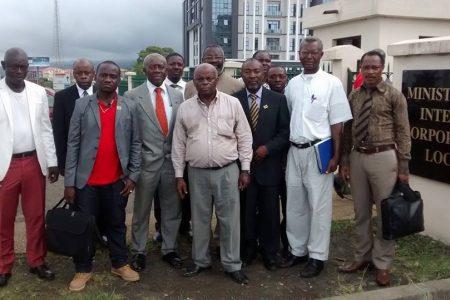 La Oposición de Guinea Ecuatorial ha convocado al pueblo en la sede de CPDS
