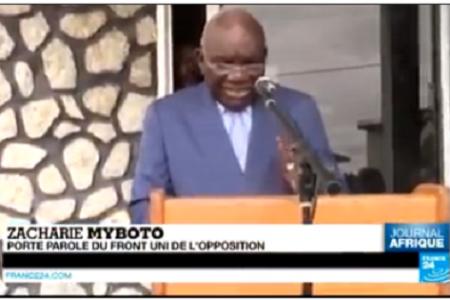 La oposición Gabonesa exige la dimisión del Presidente Ali Bongo