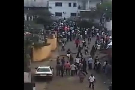 Manifestaciones en Gabón. El pueblo exige la dimisión de Ali Bongo