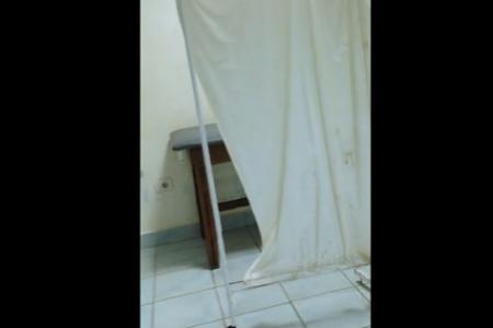 Vídeo: La sala de consultas del Hospital General de Guinea Ecuatorial