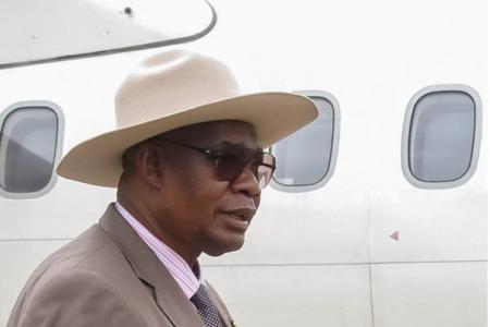 El Presidente decreta en Mongomo 5 días de luto en memoria de Alandy
