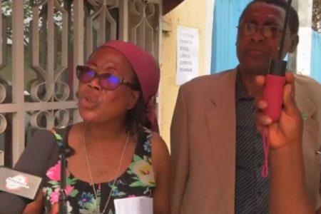 El cementerio municipal de Ela Nguema a oscuras Sine Die