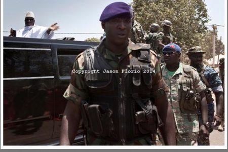 UN INTENTO DE GOLPE DE ESTADO EN GAMBIA